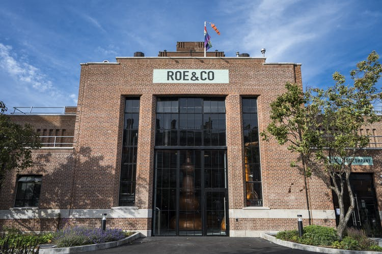 Roe & Co exterior