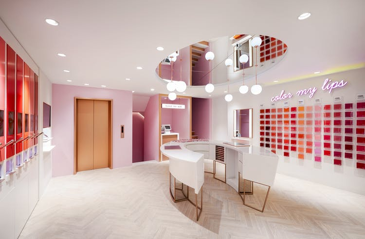 Etude House interior design
