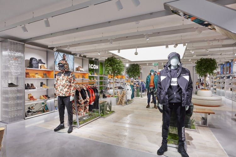 Timberland Carnaby store 3